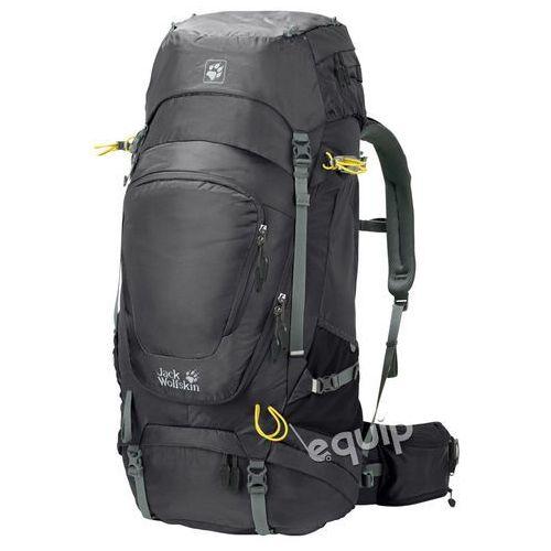 Jack wolfskin Plecak highland trail xt 60 - czarny