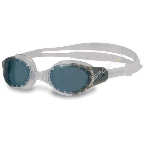 Speedo Okulary futura biofuse clear-smoke 8012320489 - clear/smoke