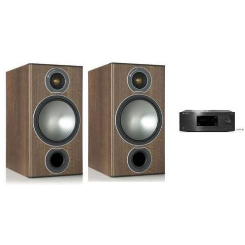 Cambridge audio cxr120 + monitor audio bronze 2 marki Zestawy