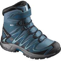 Salomon salomon buty dziecięce xa pro 3d winter ts cswp j mallard blue/reflecting pond/mykonos blue 33