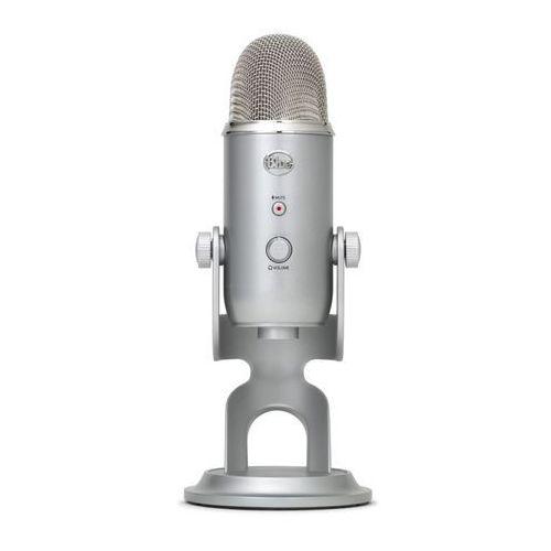 BLUE YETI mikrofon pojemnościowy