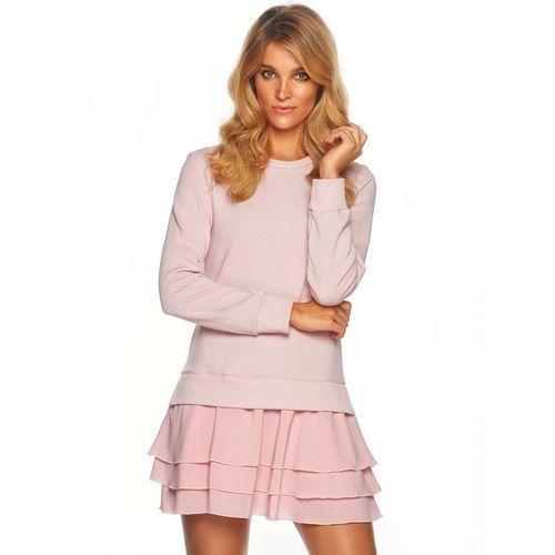 OKAZJA - Sugarfree.pl Sukienka maylin w kolorze różowym