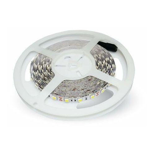 V-tac V-TAC Taśma LED SMD5050 300LED Zielona IP20 1000lm/m 10,8W/m VT-5050 SKU 2138 - Rabaty za ilości. Szybka wysyłka. Profesjonalna pomoc techniczna., kolor zielony