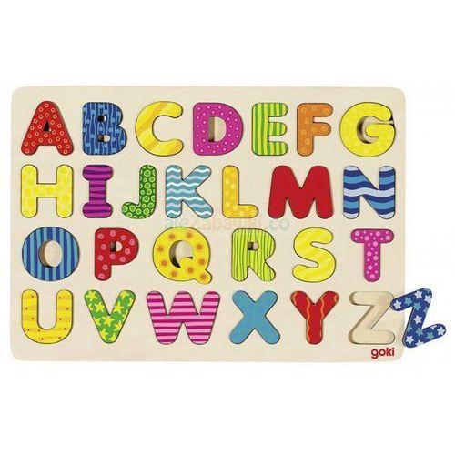 Puzzle alfabet z kategorii Puzzle