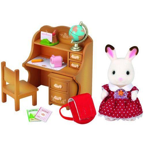 Sylvanian Families Zestaw z siostrą królików biurko* - OKAZJE
