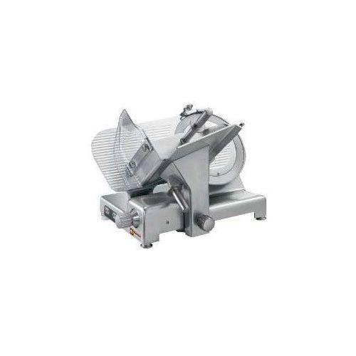 Krajalnica do wędlin o mocy 380 W z nożem o średnicy 350 mm