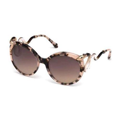 Okulary słoneczne rc 1037 castellina 55g marki Roberto cavalli