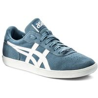 Asics Sneakersy - tiger percussor trs hl7r2 provincial blue/white 4201