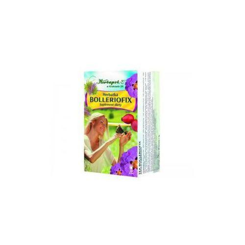 Herbatka bolleriofix 20 saszetek marki Herbapol