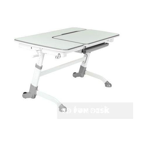 Amare grey - ergonomiczne, regulowane biurko dziecięce marki Fundesk