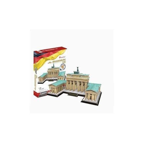 Puzzle 3d brama branderburska marki Cubicfun
