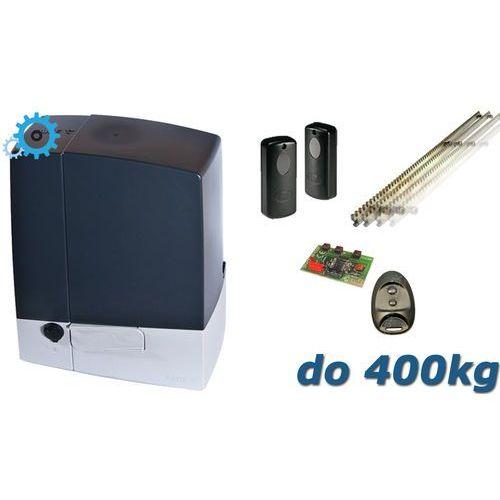 CAME Zestaw BXV 4 SAFE (400kg/24V) SET - 4mb listwy zębatej