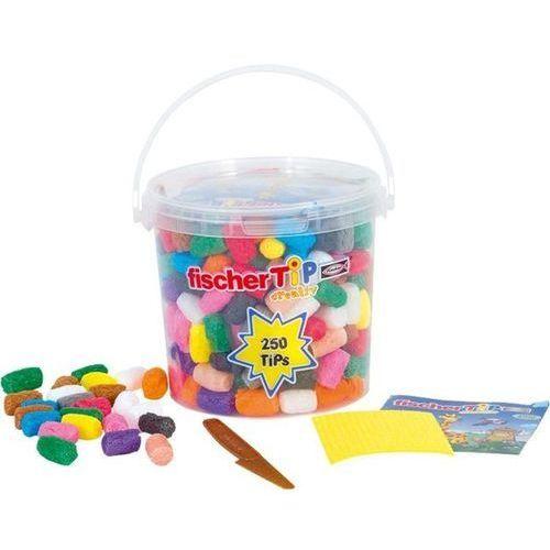 Small foot design Fischer tip 250 - kreatywna zabawka dla dzieci, chrupki kukurydziane do zabawy