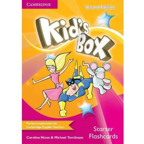 Kids Box Second Edition Starter. Karty Obrazkowe, Cambridge University Press