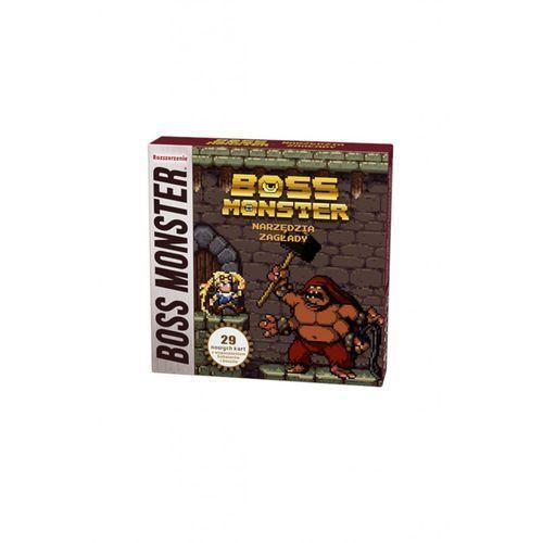 Trefl Gra boss monster narzędzia zagłady2y35d5