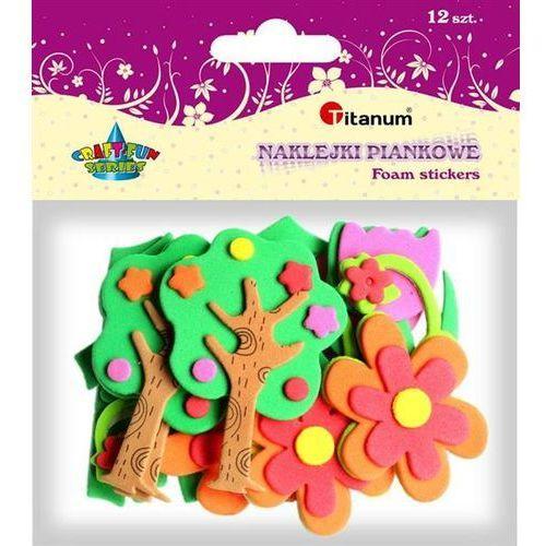 Naklejki TITANUM Rośliny 307832