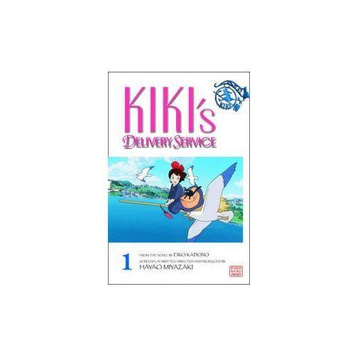 Kiki's Delivery Service Film Comic, Vol. 3