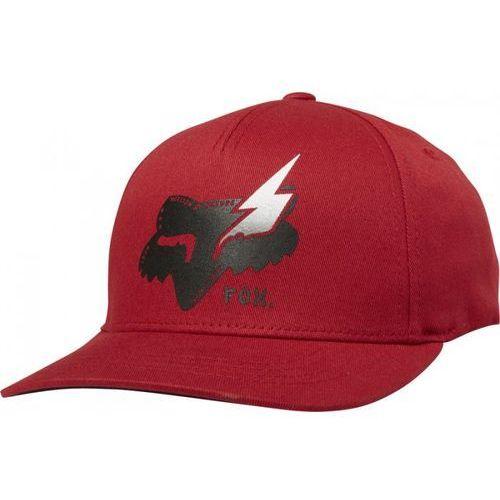 Fox czapka z daszkiem junior hellion 110 snapback cardinal