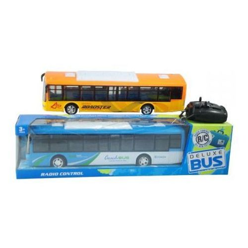 Zabawka SWEDE Autobus sterowany radiem, towar z kategorii: Jeżdżące