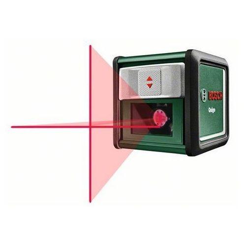 Laser krzyżowy BOSCH Quigo III + DARMOWY TRANSPORT! (3165140836081)