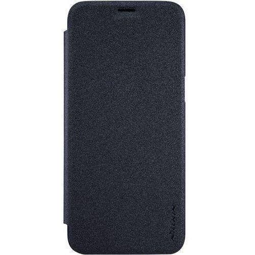 Etui kabura Nillkin Sparkle case Samsung Galaxy S8 (G950) Black, kolor czarny