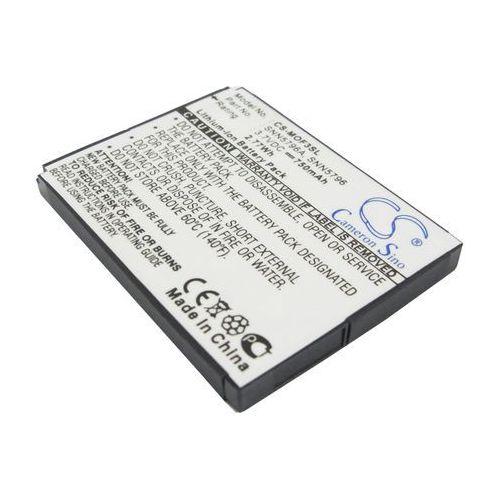 Motorola f3 / bd50 750mah 2.78wh li-ion 3.7v () marki Cameron sino