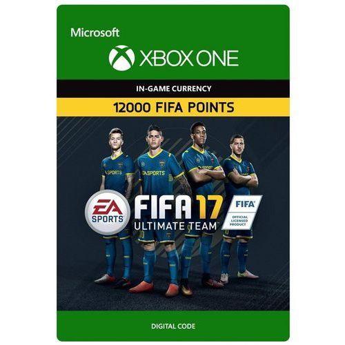 Kod aktywacyjny Gra XBOX ONE Fifa 17 - 12000 punktów