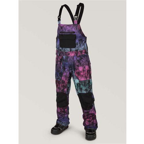 Spodnie - roan bib overall mix (mix) rozmiar: xl marki Volcom