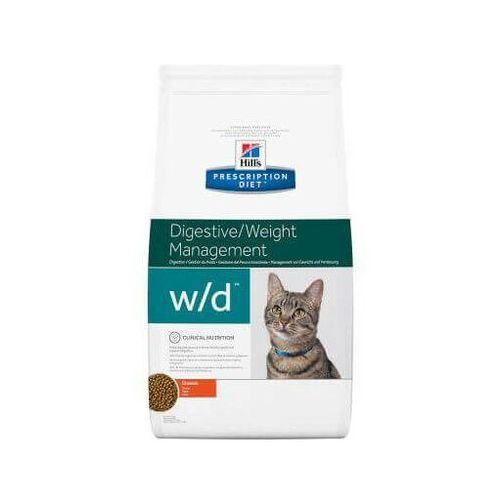 Hills prescription diet Hill's prescription diet w/d feline 5 kg - darmowa dostawa od 95 zł!