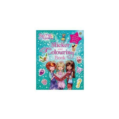 Secret Kingdom Sticker and Colouring Book, Banks, Rosie