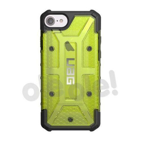 plasma case iphone 6s/7 (przezroczysty-żółty) - produkt w magazynie - szybka wysyłka! marki Uag