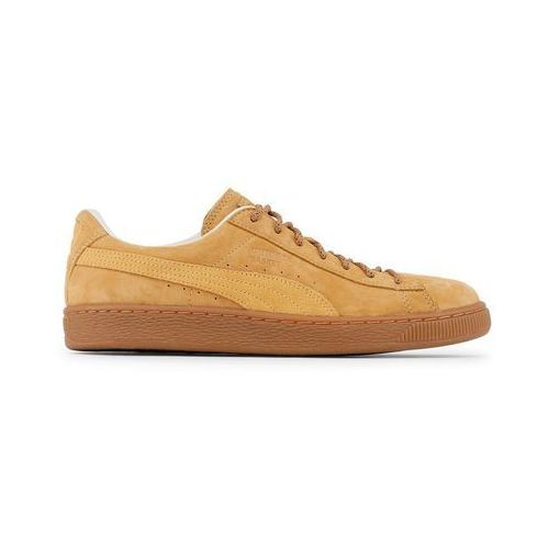Puma Buty męskie sneakersy basket classic 361324-01 brązowe