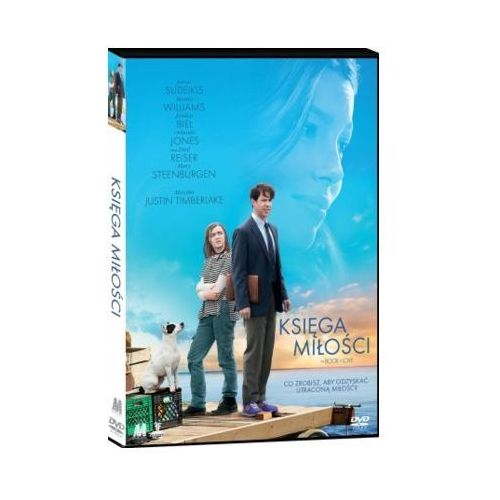 Księga Miłości (DVD) + Książka