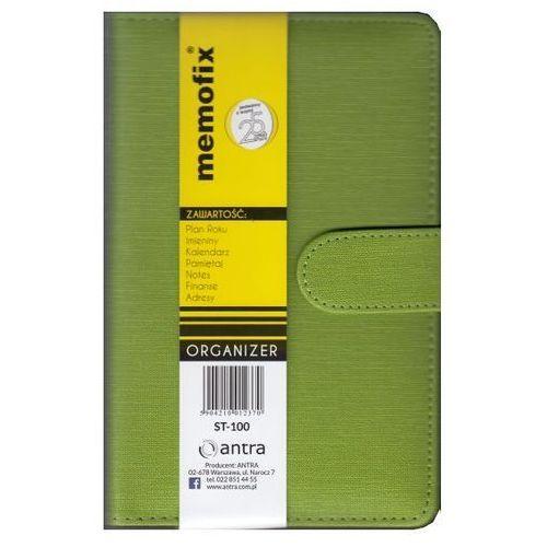 Organizer memofix ST-100 zielony - ANTRA DARMOWA DOSTAWA KIOSK RUCHU (5904210012370)
