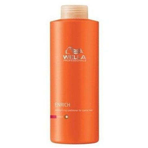 Wella Enrich Conditioner Thick Hair 1000ml W Odżywka do włosów grubych