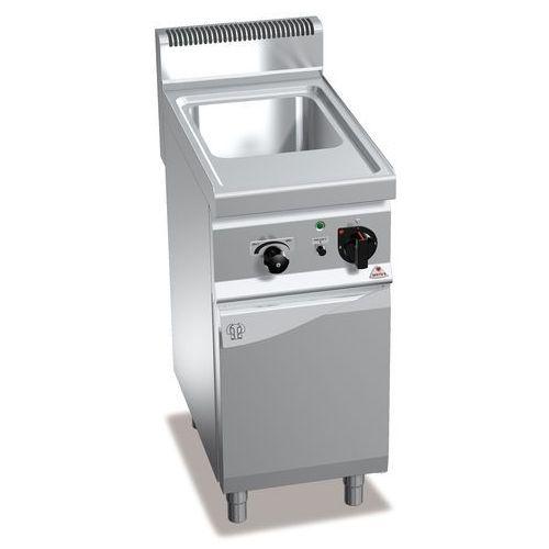 Urządzenie do gotowania makaronu i pierogów elektryczne, wolnostojące, jednokomorowe 30 l, 8 kw, 400x700x900 mm   , macros 700, pasta italy, cpe40 marki Berto's