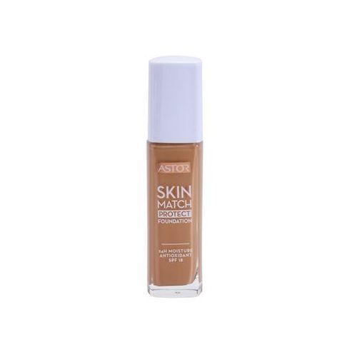 Astor Skin Match Protect podkład nawilżający SPF 18 odcień 301 Honey 30 ml