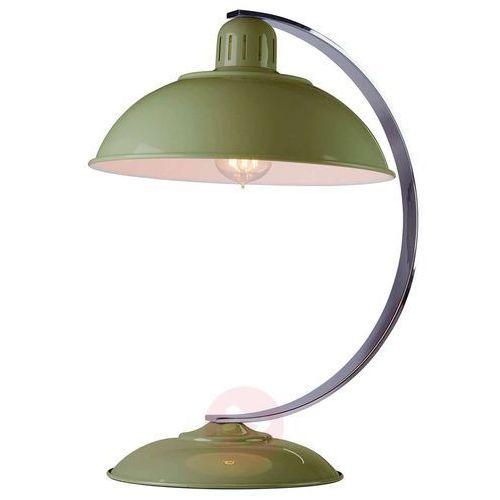 Elstead Lampa stołowa franklin franklin green - lighting - rabat w koszyku (5024005258414)