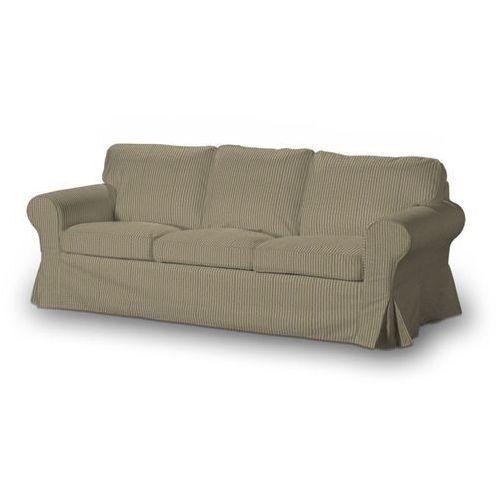 pokrowiec na sofę kivik 3-osobową, nierozkładaną etna 705-60, sofa kivik 3-osobowa nierozkładana marki Dekoria