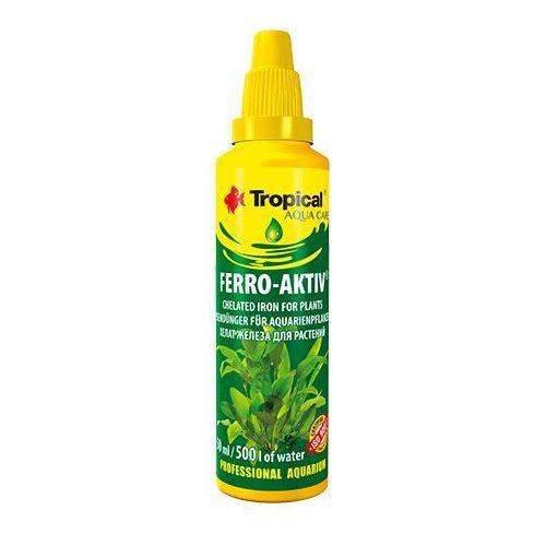Tropicaarll ferro-aktiv - nawóz dla roślin akwariowych 500ml marki Tropical