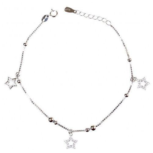 Saxo Biżuteria damska ze srebra bransoletka srebrna sb.037.01