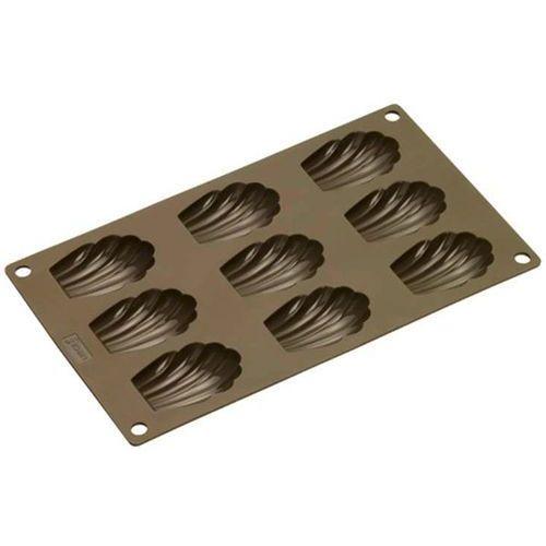 Silikonowa forma na 9 ciasteczek magdalenki flexiform (lu-00085025) marki Lurch