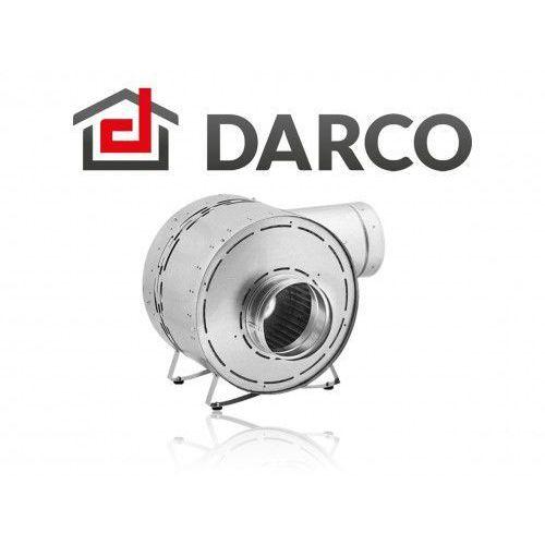 Aparat nawiewny (turbina kominkowa) eco 150mm, 1000m3/h (aneco3) marki Darco