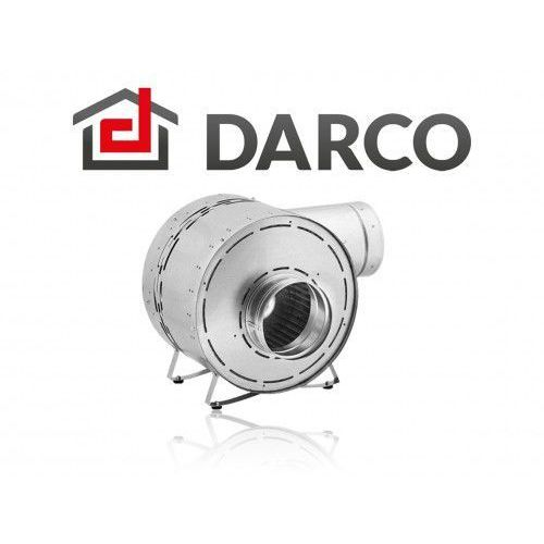 Darco Aparat nawiewny (turbina) eco 125mm, 400m3/h (aneco-1)