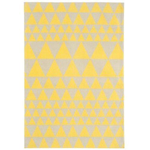 Dywan onix on08 triangles yellow 160x230 marki Arte