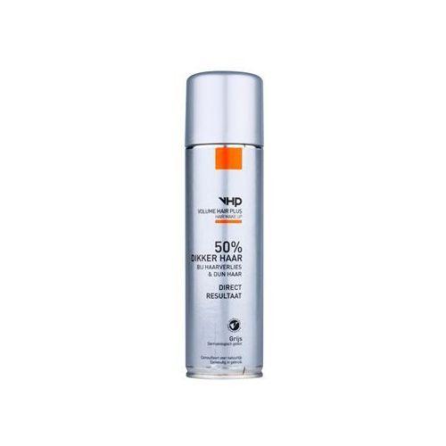OKAZJA - Volume hair plus  hair make up spray zwiększający objętość włosów cienkich i przerzedzonych w sprayu odcień grey 250 ml