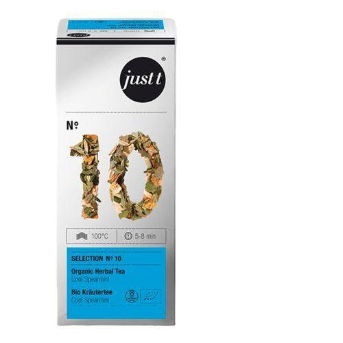 Herbata Just T No.10 Cool Spearmint - 25 x 2g, kup u jednego z partnerów