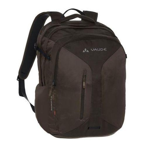Miejski plecak na laptop VAUDE Tecowork II 28 brązowy - Brązowy