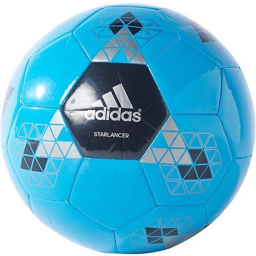 Piłka nożna ADIDAS Starlancer V (rozmiar 4) + Zamów z DOSTAWĄ JUTRO!