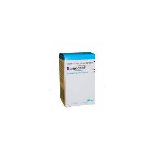 HEEL BARIJODEEL, 50 TABLETEK (lek homeopatia)